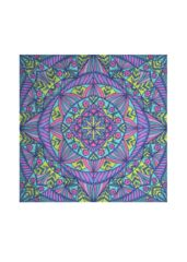 Floral kaleidoscope: What a beautiful product!