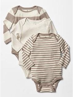 nothing better than a baby in stripes  gap three pack, $20 !!