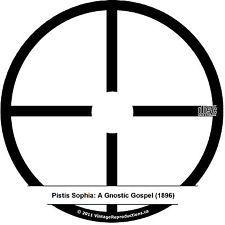 PISTIS SOPHIA ~ Gnostic Text Teachings ~ Gnosticism Book on CD