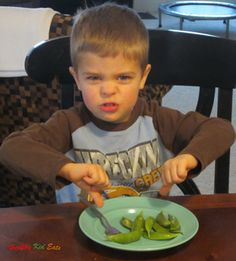Preventing and Dealing with Picky Eaters