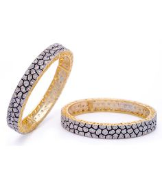 Ops Multicolour Fashionable Cz Stones Bangles, http://www.snapdeal.com/product/ops-multicolour-fashionable-cz-stones/1085462744