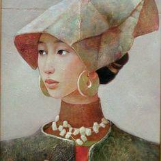 xue mo paintings | Xue Mo