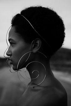 multiculturalmodels:  Nur Hellmann @VIVA Models by Jan Welters for Harper's Bazaar Japan, March 2016.Stylist: Mika Mizutani | Hair: Johnnie Sapong | MUA: John McKay