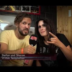 Interview with Stefan & Sharon by Musig Pub TV