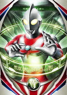 Ultraman Jack Vintage Cartoon, Cartoon Tv, Live Action, Ultraman Tiga, Fusion Card, Big Robots, Japanese Superheroes, Ultra Series, Cosmic Art