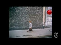 The Red Balloon (1956 short film directed by Albert Lamorisse)  -- I use to watch this every single time I went to the Library as a kid. I ♥ this movie!!