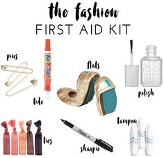 The Southern Thing: The Fashion First Aid Kit