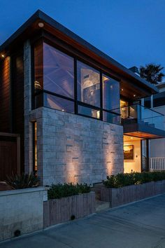 Ocean Front Residence by Beach House Design