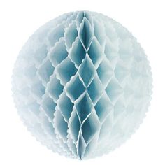 Light Blue honeycomb #blue #honeycomb #paperdecorations