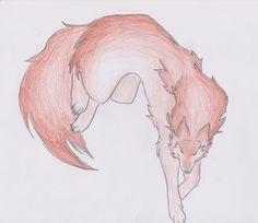Brauner Wolf