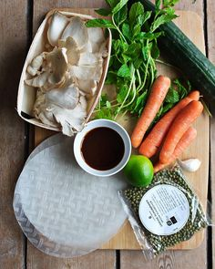 Frisk, Fresh Rolls, Camembert Cheese, Ethnic Recipes, Food, Eten, Meals, Diet