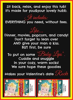 Teacher Gifts.  Redbox Gift Printables. Movie Themed Gifts.