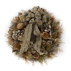 Precious Metals Wreath - Large