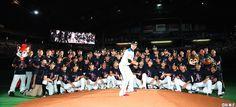 ニュース | 武田勝投手引退セレモニーを実施 涙のラスト登板は3球三振で有終の美 | 北海道日本ハムファイターズ