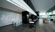 Zucca Espresso by Masterplanners Interiors, Perth – Australia » Retail Design Blog