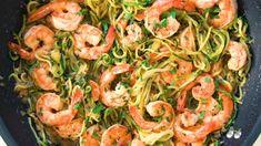 The Best Roasted Garlic Cauliflower Recipe | Wholesome Yum Zoodle Recipes, Shrimp Recipes, Pasta Recipes, Soup Recipes, Keto Recipes, Family Recipes, Fish Recipes, Healthy Dishes, Healthy Dinner Recipes