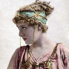 Julia Marlowe as Sapho (?) by fashionaddicted, via Flickr