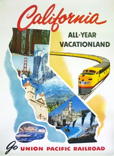 California - Union Pacific Railroad