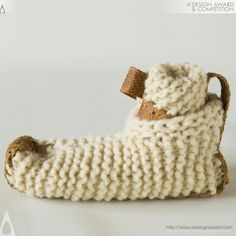 A' Design Award and Competition - Images of Chilote House Shoes by Stiven Kerestegian