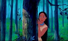 This was the third movie I ever saw in theaters, and I'm pretty sure it changed my life. I used to pretend to be Pocahontas. I may have thought I was her, at times.