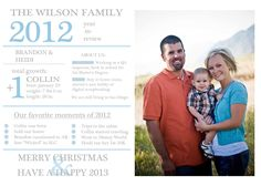36 Best Year In Review Christmas Cards Images Christmas Letters