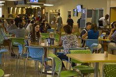 More Dining, Less Dozing (in Class) / Allie Grasgreen + InsideHigherEd | #campuslife
