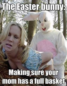 Dirty Easter Bunny : dirty, easter, bunny, Horrible, Easter, Bunnies!, Ideas, Easter,, Bunny,, Bunny, Pictures