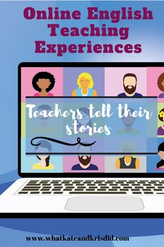 Thinking of teaching English online? Online English teachers tell us the pros and cons of their online teaching companies in these interviews on online English teacher experiences #tefl #teachenglish # onlineteaching Online English Teacher, English Teachers, Teaching Courses, Teaching Time, Teacher Must Haves, Vip Kid, Fluent English, Kids English, Teaching Materials