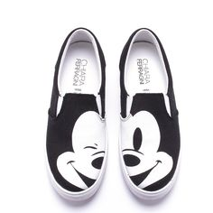 Prepare To Be Obsessed With These Mickey Mouse Shoes | Fashion | Disney Style
