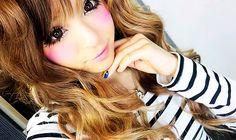 anime hair/makeup.