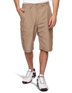 Craghoppers Men's Kiwi Long Shorts, 36-Inch, Beach * Want additional info? Click on the image.