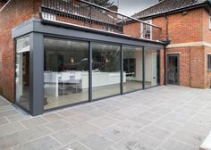 Our SMART Visoglide aluminium patio doors deliver optimum performance and are tested to the highest standards to guarantee reliability. Exterior Sliding Glass Doors, Aluminium Sliding Doors, Casement Windows, Windows And Doors, Automatic Sliding Doors, Stacking Doors, Fiberglass Windows, Indoor Balcony, Stair Handrail