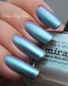 Shelly's Sassy Nails: piCture pOlish Blog Fest 2012 ~ Mirage