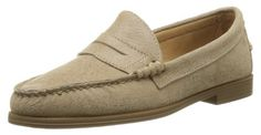 Sebago PLAZA Damen Slipper, Beige (TAUPE), EU 36(UK 3.5)(US 6) - Slipper und mokassins für frauen (*Partner-Link)