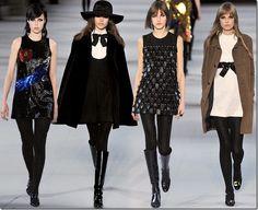 Imagen de http://www.stylecentralblog.com/wp-content/uploads/Saint_Laurent_fall_winter_2014_2015_collection_Paris_Fashion_Week1_thumb.jpg.