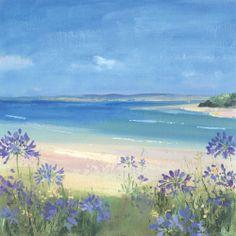 Nestled Quietly (W249) Beach and Coastal Greetings Card by Dave Eddington http://www.thewhistlefish.com/product/w249-nestled-quietly-greeting-card-by-dave-eddington
