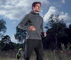 Běžecké termotriko s kapucí