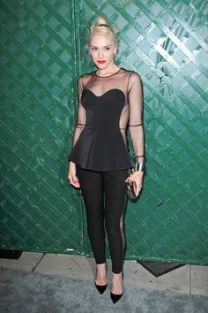 Gwen Stefani in Stella McCartney