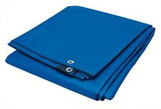 Performance Tool W6025 Reinforced Waterproof Multi Purpose Blue Tarp 6mil 26Feet x 40Feet >>> Learn more by visiting the image link.
