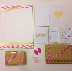 Sweet Stationery made by www.instagram.com/emstag  Find more Snail Mail ideas and penpals on http://www.snailmail-ideas.com/ or go to the webshop www.snailmailideas.etsy.com