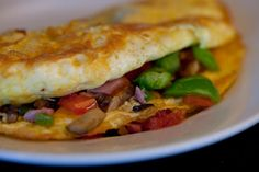 You will love our breakfasts at the Henderson Park Inn.