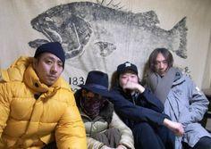 obana (N. Hoolywood) / takahiro miyashita (the soloist) / aizawa (white mountaineering) / jun takahashi (UNDERCOVER)
