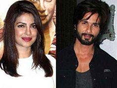 *-* Shahid Kapoor, Priyanka Chopra Favourites For This Award Season