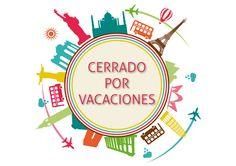 #cerrado #vacaciones @magicadisseny