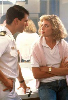 Perdí la cuenta decuantas veces ví esta pelí Top Gun (1986) - Tom Cruise, Kelly McGillis