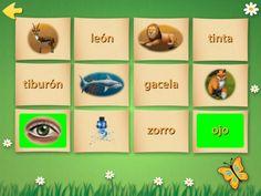 Descripción    Aprender a leer y escribir es un juego fantástico para ayudar niños a leer y escribir.  También sirve para aprender otros idiomas: está disponible en inglés, francés, ruso, alemán y holandés