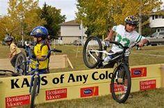kids and cross - awesome! Cyclocross Bikes, Bike Stuff, Bicycle, Awesome, Kids, Children, Bicycle Kick, Bike, Bicycles
