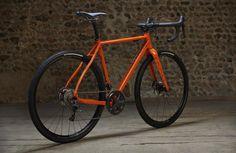 Mason Cycles Bokeh adventure bike - FlareOrange