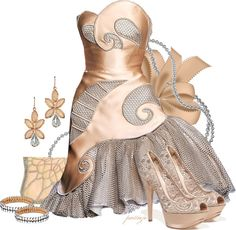 """Petticoat Junction"" by rockreborn on Polyvore"
