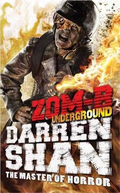 The second book in the Zom-B series. Waking up in an underground military complex, months after the zombie outbreak, B has no memory of the last few months. With no idea what has happened in the outside world, B is forced to focus on life underground. As B learns more about the zombies held in the complex, and the scientists keeping them captive, unease settles in. Why exactly was B saved? What are the soldiers and scientists planning? And is there anyone left in the world to trust?